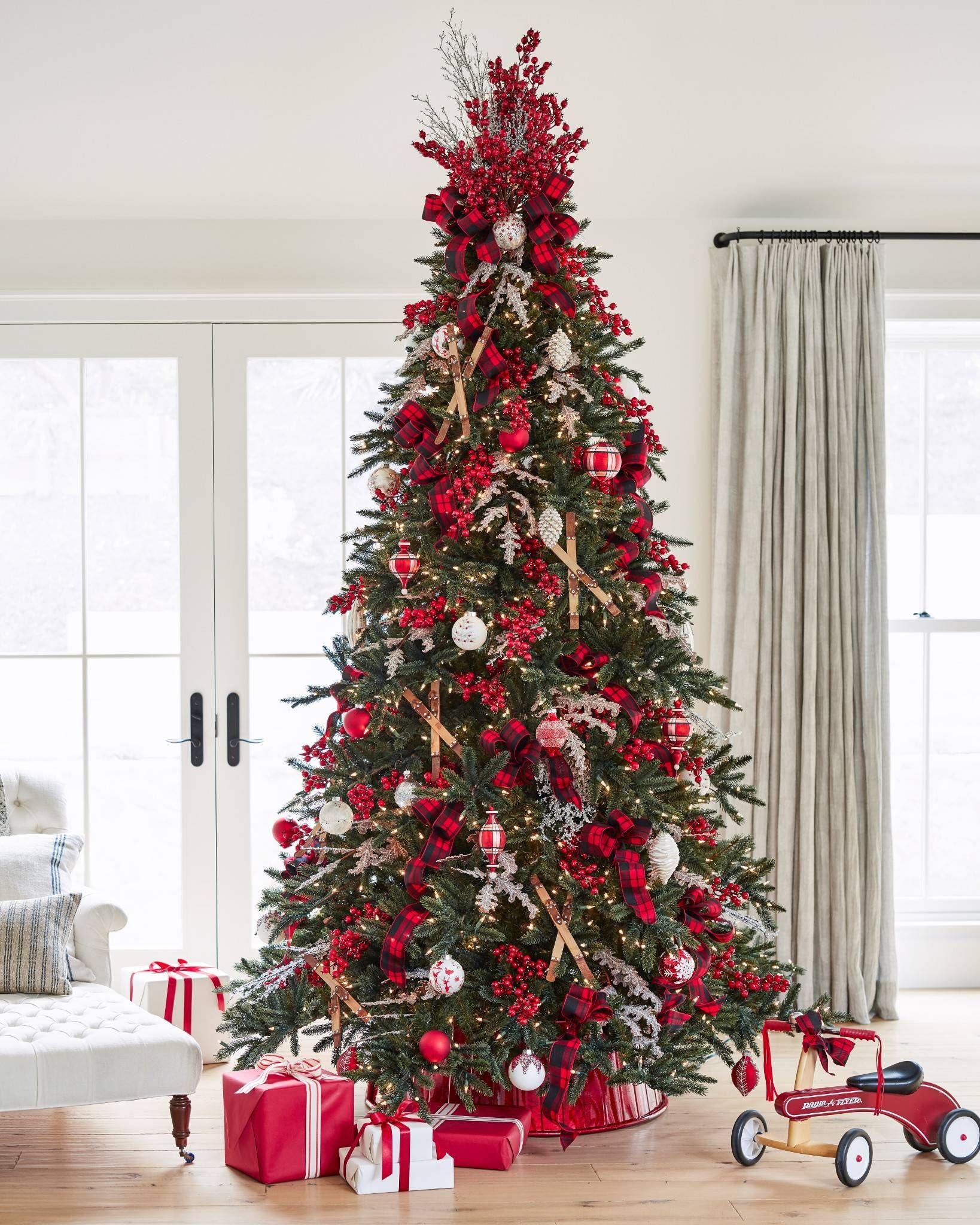 Nordic Frost Ornament Set Rustic christmas, Beautiful