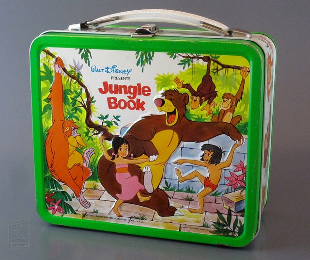 What's Inside My Lunch Box?