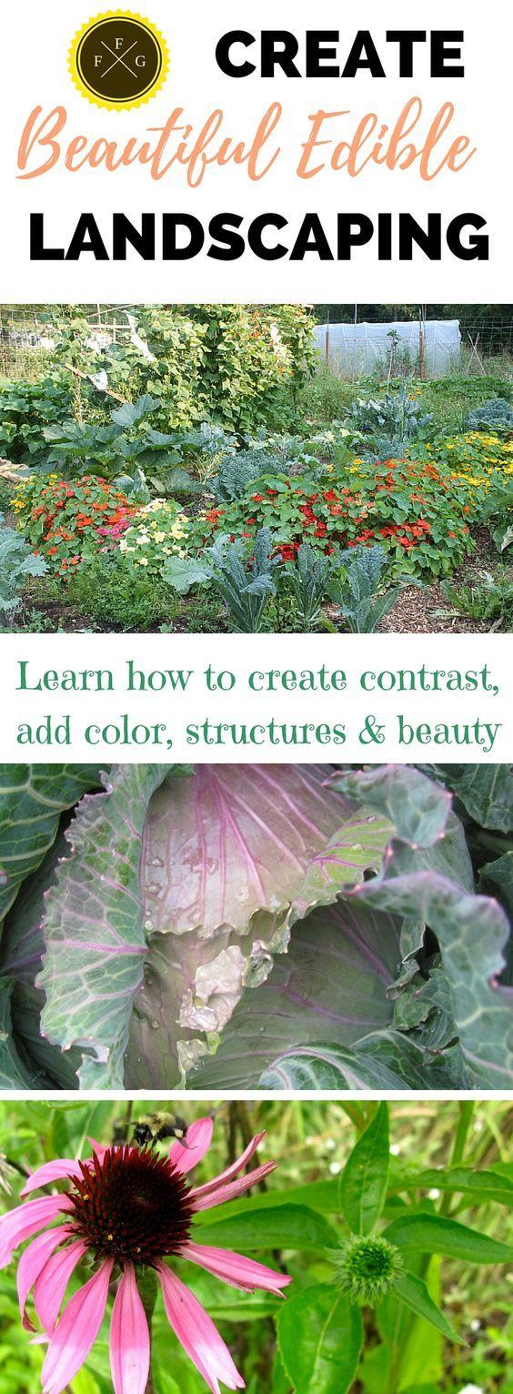 Edible Landscaping For A Beautiful Garden Edible Garden 400 x 300