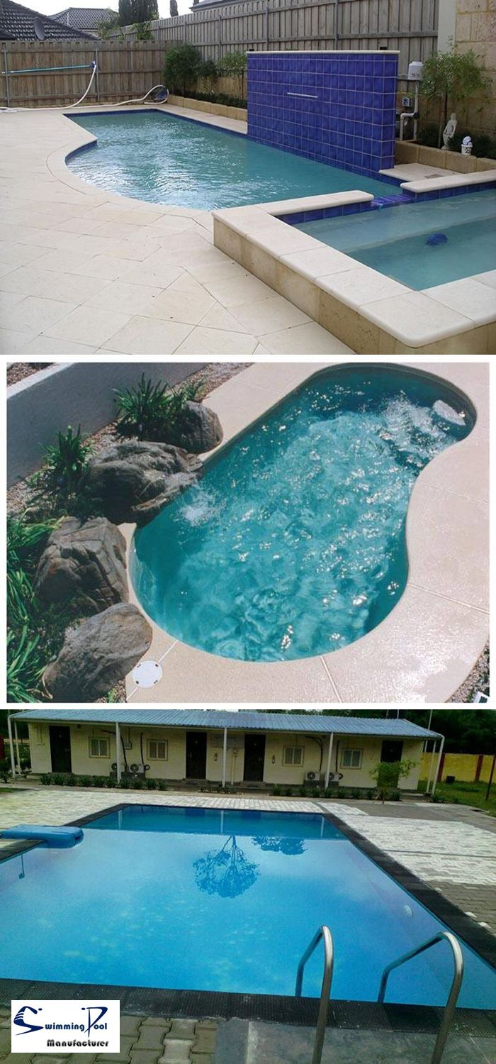 A Swimmingpool Is An Excellent Landscape Addition That Will Enhance And Beautify Your Property And Increase It Pool Prefabricated Swimming Pool Swimming Pools