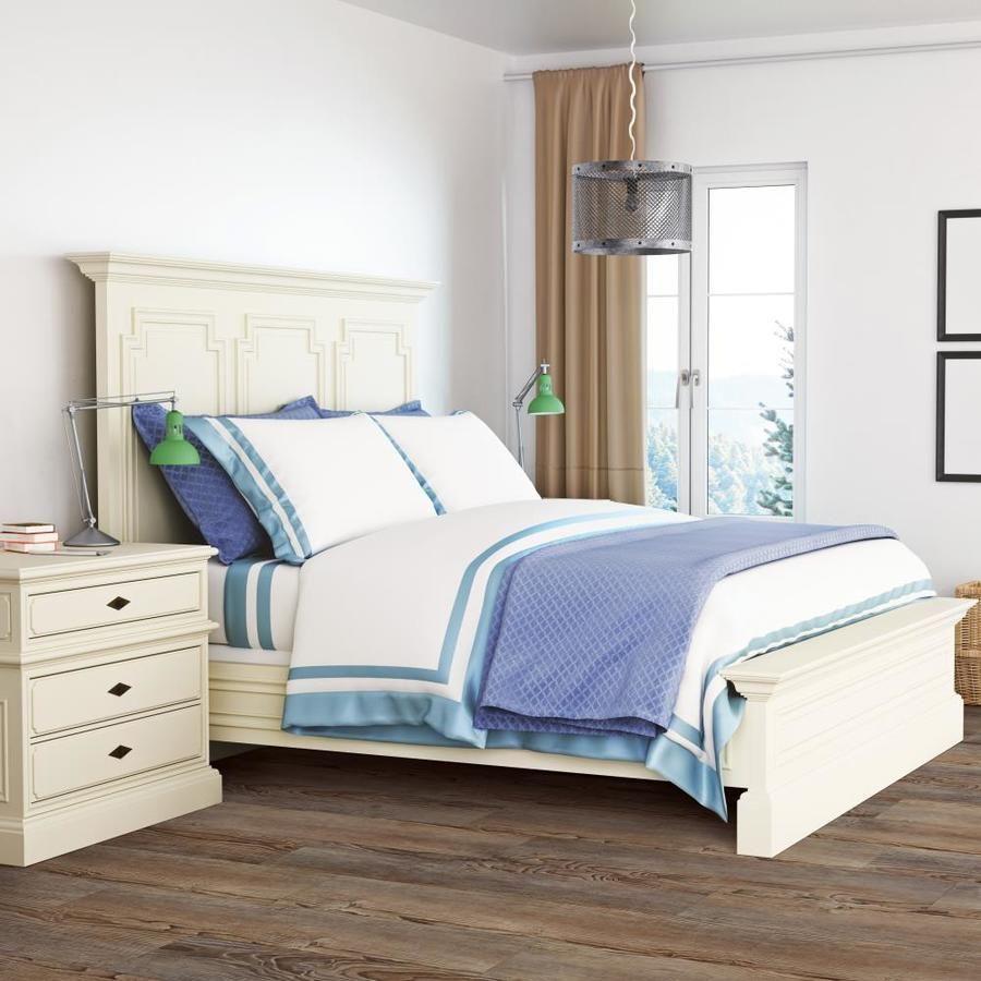 Smartcore Ultra 8 Piece 5 91 In X 48 03 In Norfolk Pine Luxury