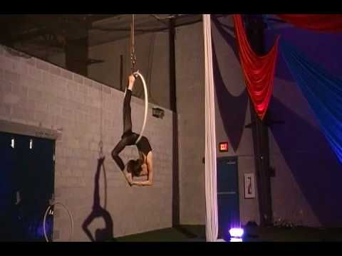 kayla aerial lyra routine dec 20 anti gravity show to halo