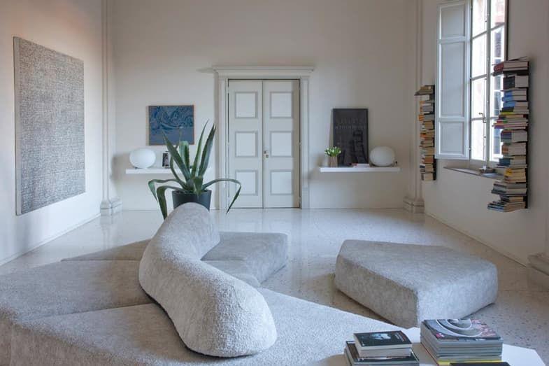 On The Rocks Sofa By Francesco Binfare For Edra Space Furniture