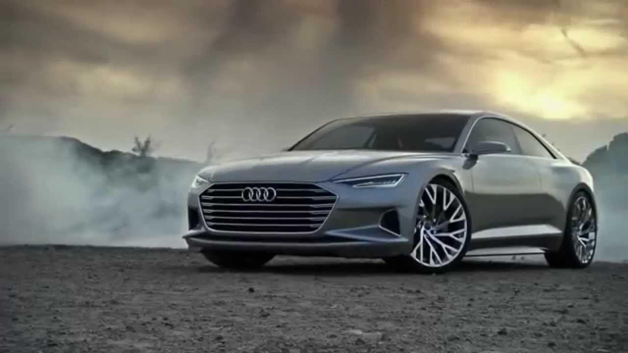 5 Audi A5 Concept in 5  Audi, Dream cars audi, Toyota