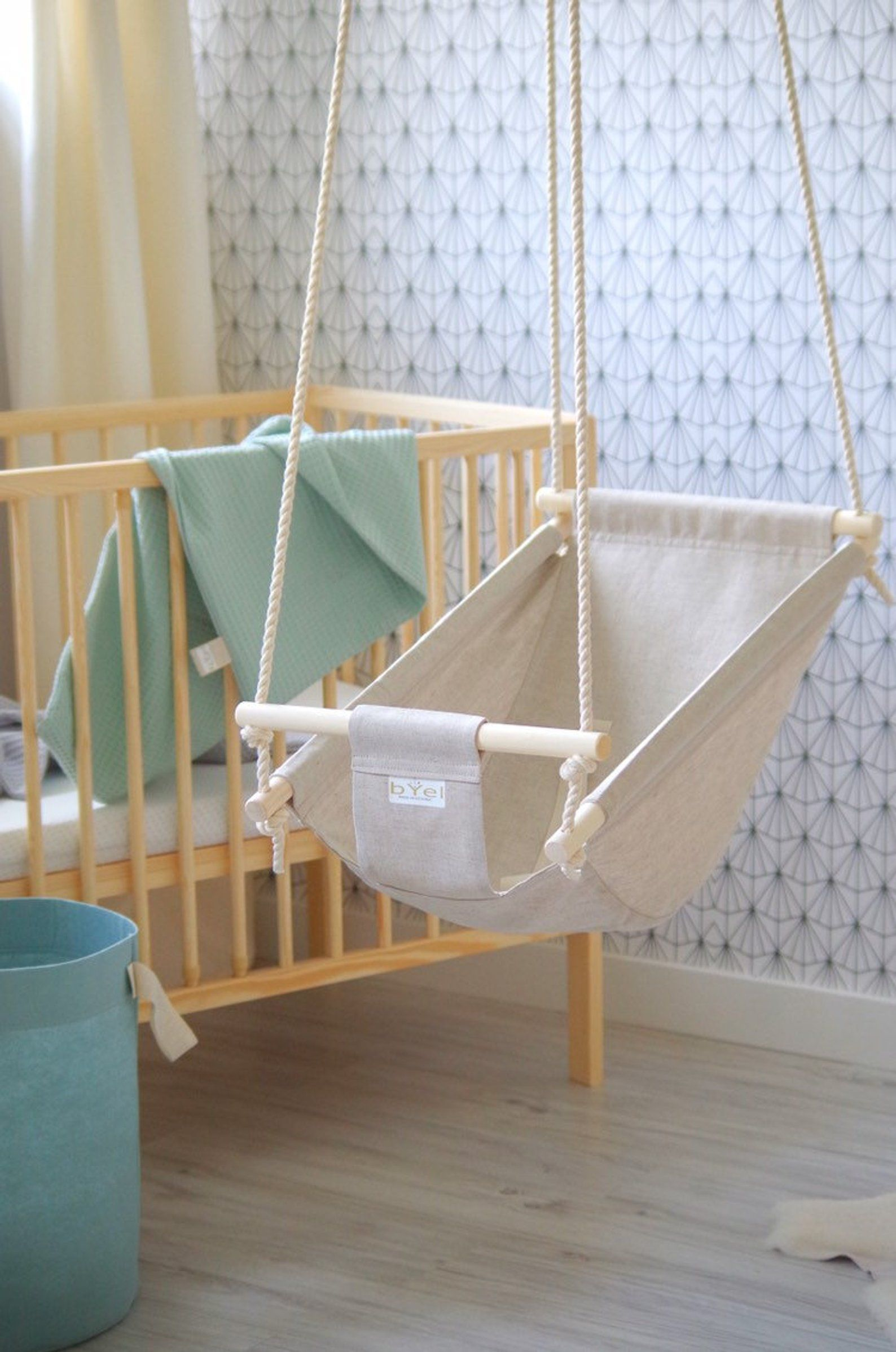 Low Shipping Price Byel Calm Toddler Baby Gift Swing Baby Swing Swing Chair Etsy Baby Swings Baby Nursery Decor Nursery Baby Room