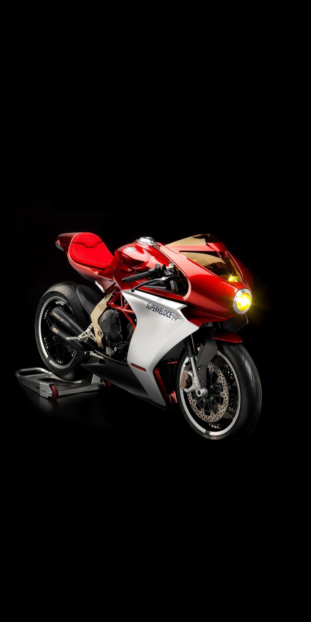 Sports Bike Mv Agusta Superveloce 800 1080x2160 Wallpaper