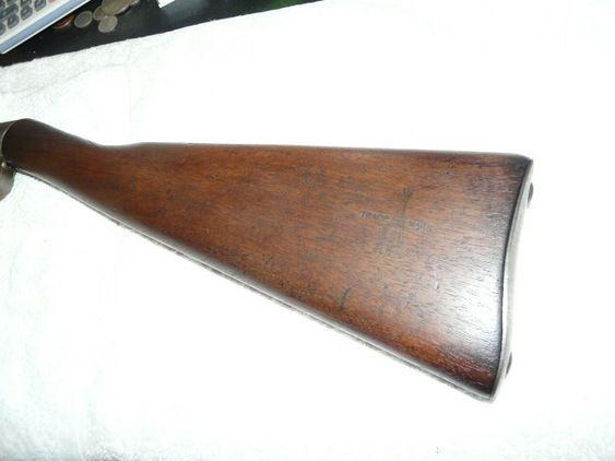 BSA model d lincoln jeffries under lever patent Air Guns