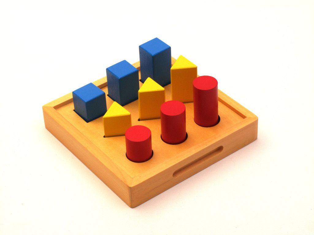 Geometry Solids Ladder
