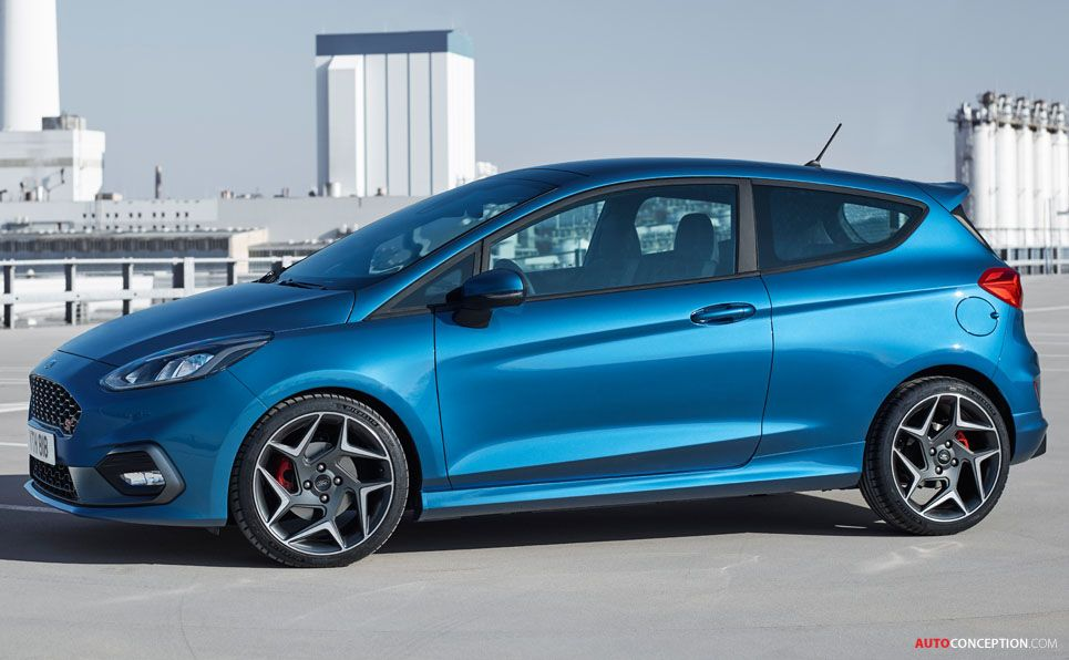 2017 Ford Fiesta St Officially Unveiled Ford Fiesta St Ford Fiesta Fiesta St