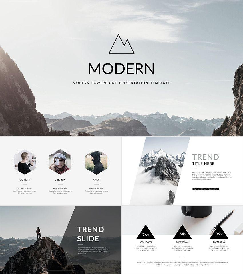 Modern cool powerpoint templates with minimal style work modern cool powerpoint templates with minimal style toneelgroepblik Images