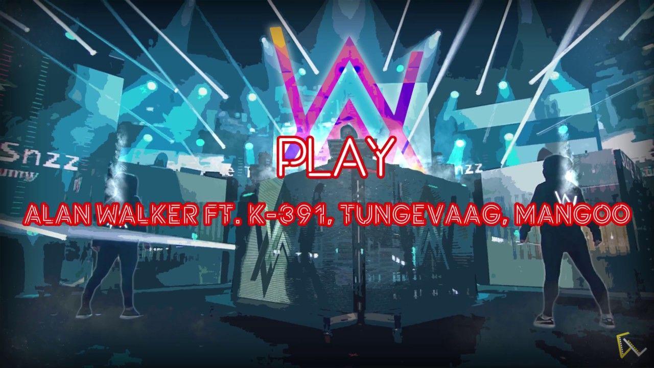 Alan Walker Play Cube Music Lyrics Official Lyrics Video Ft K