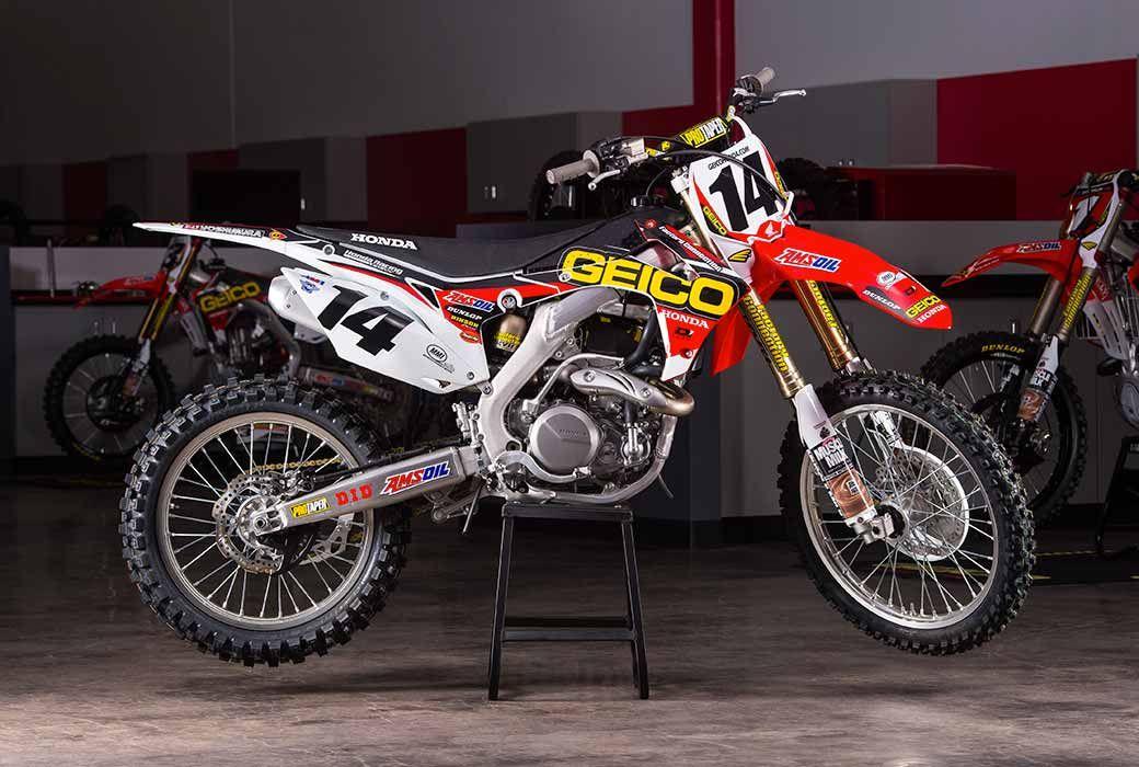 Win A Honda Crf450r Dirt Bike Worth 8 700 Expires August 10
