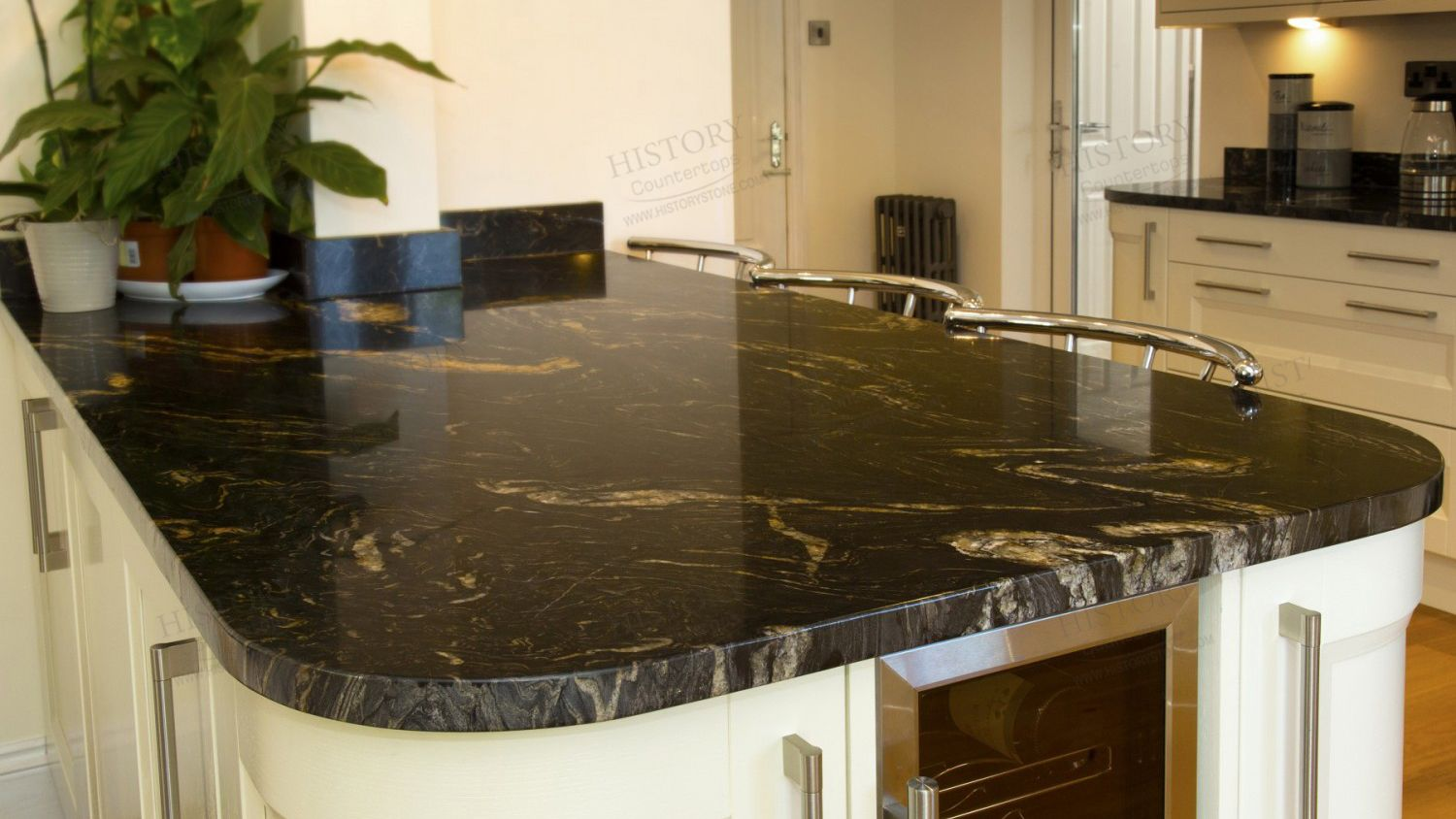 Best Black Granite Countertops Styles Tips Video 400 x 300