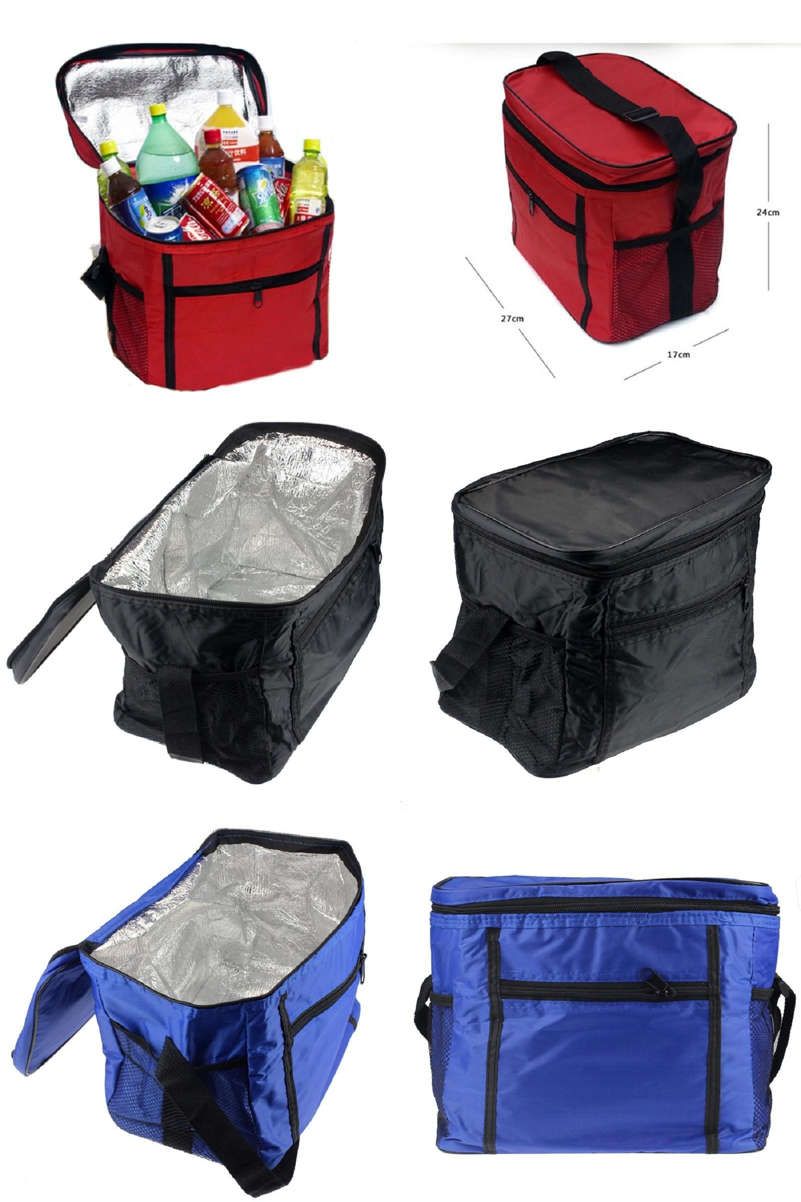 Visit To Buy Naivety Lunch Bag New Fashion Thermal Cooler Waterproof Insulated Tote Portable Picnic New Insulated Tote Fashionable Lunch Bags Functional Bag