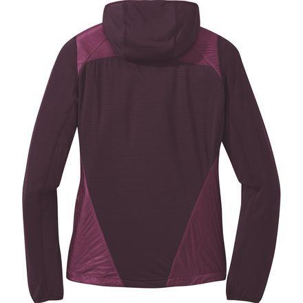 Photo of Vigor Hybrid Hooded Jacket – Women's