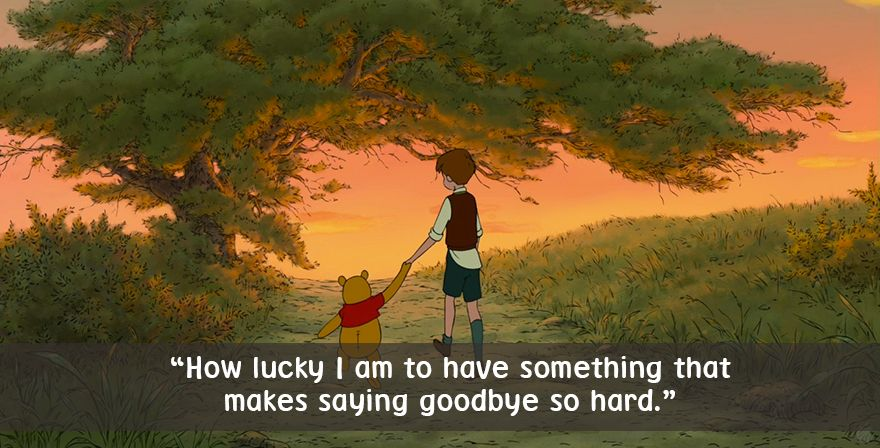 10+ Of The Best Winnie The Pooh Quotes To Celebrate Winnie The Pooh Day