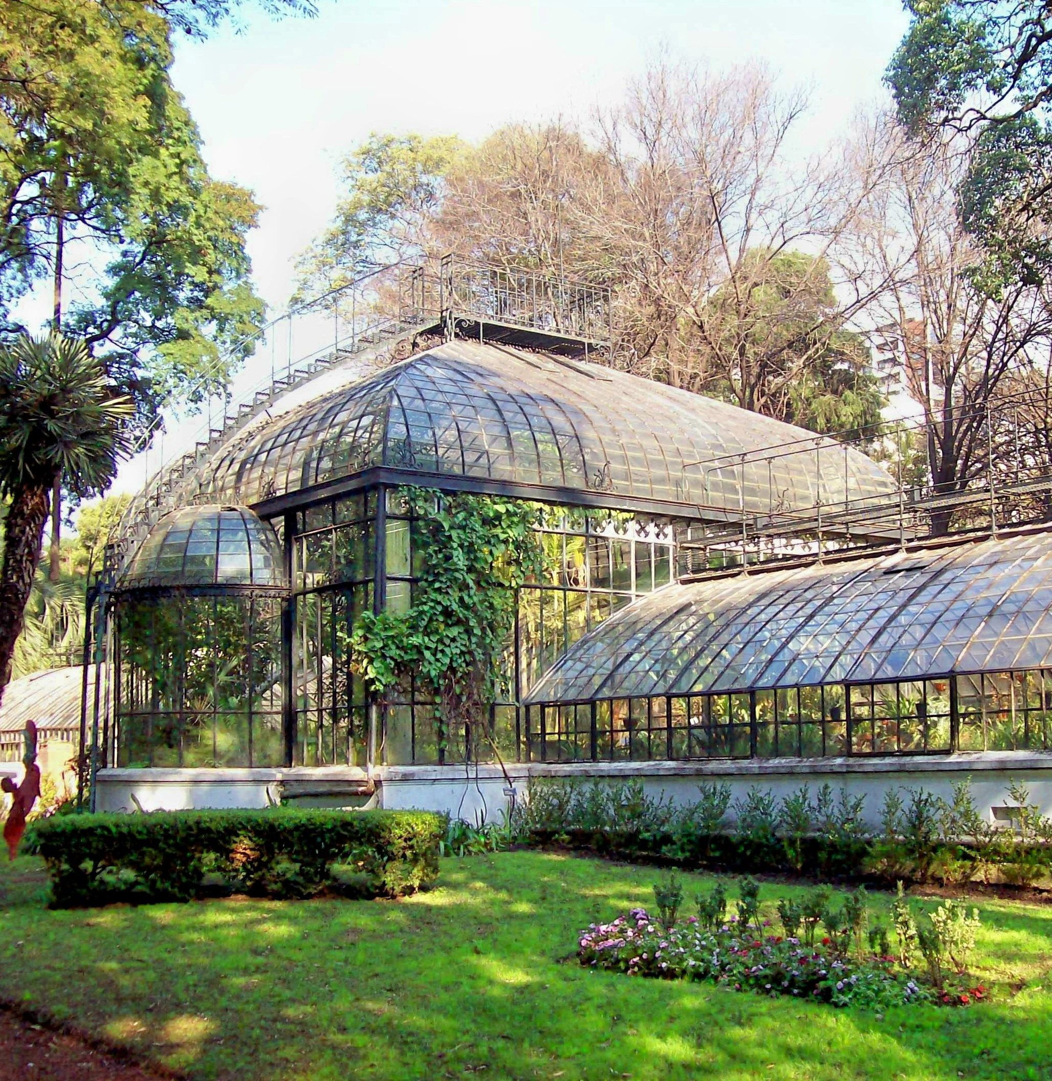 Botanic Garden Buenos Aires Botanical Gardens Argentina Travel Buenos Aires Buenos Aires