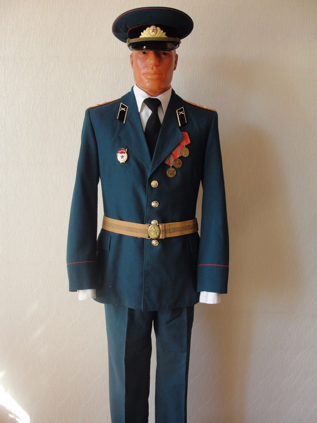 d007c004abe USSR. dress uniform Soviet army officer