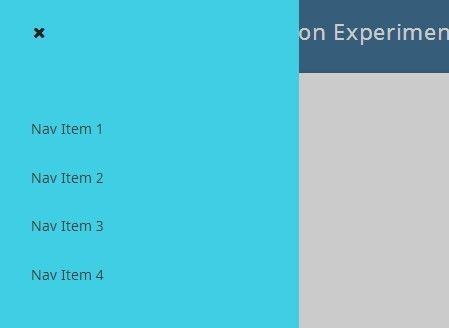 Touch Swipeable Sidebar Menu with jQuery and CSS3 - best of blueprint css menu