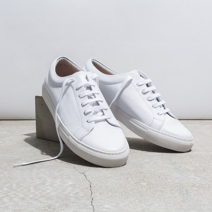 finest selection a5980 30a11 White Leather Shoes Mens, White Shoes Men, Best White Sneakers, Summer  Sneakers,