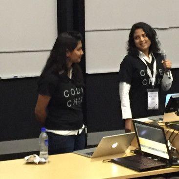 CodeChix Presents at Linux.conf.au 2015