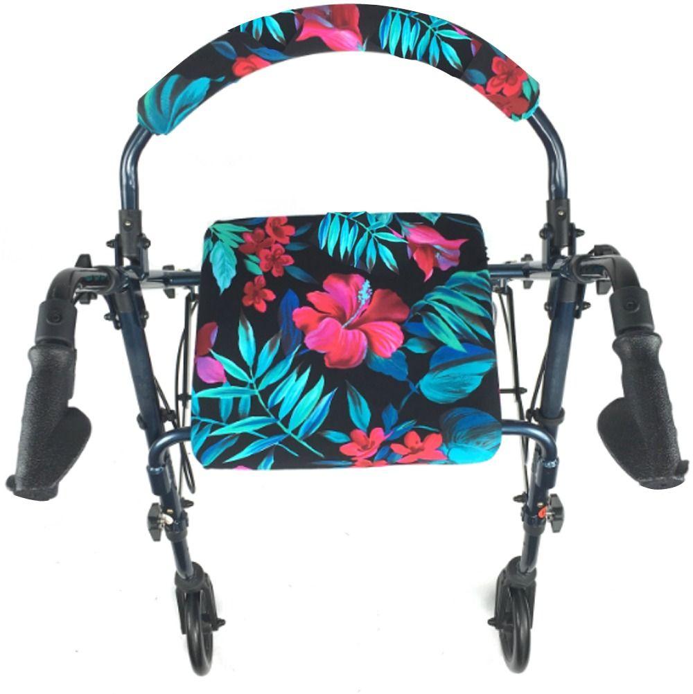 Aloha wear for your rollator hawaiian bouquet covers by crutcheze hawaiian bouquet covers by crutcheze add a bit of tropical izmirmasajfo Choice Image