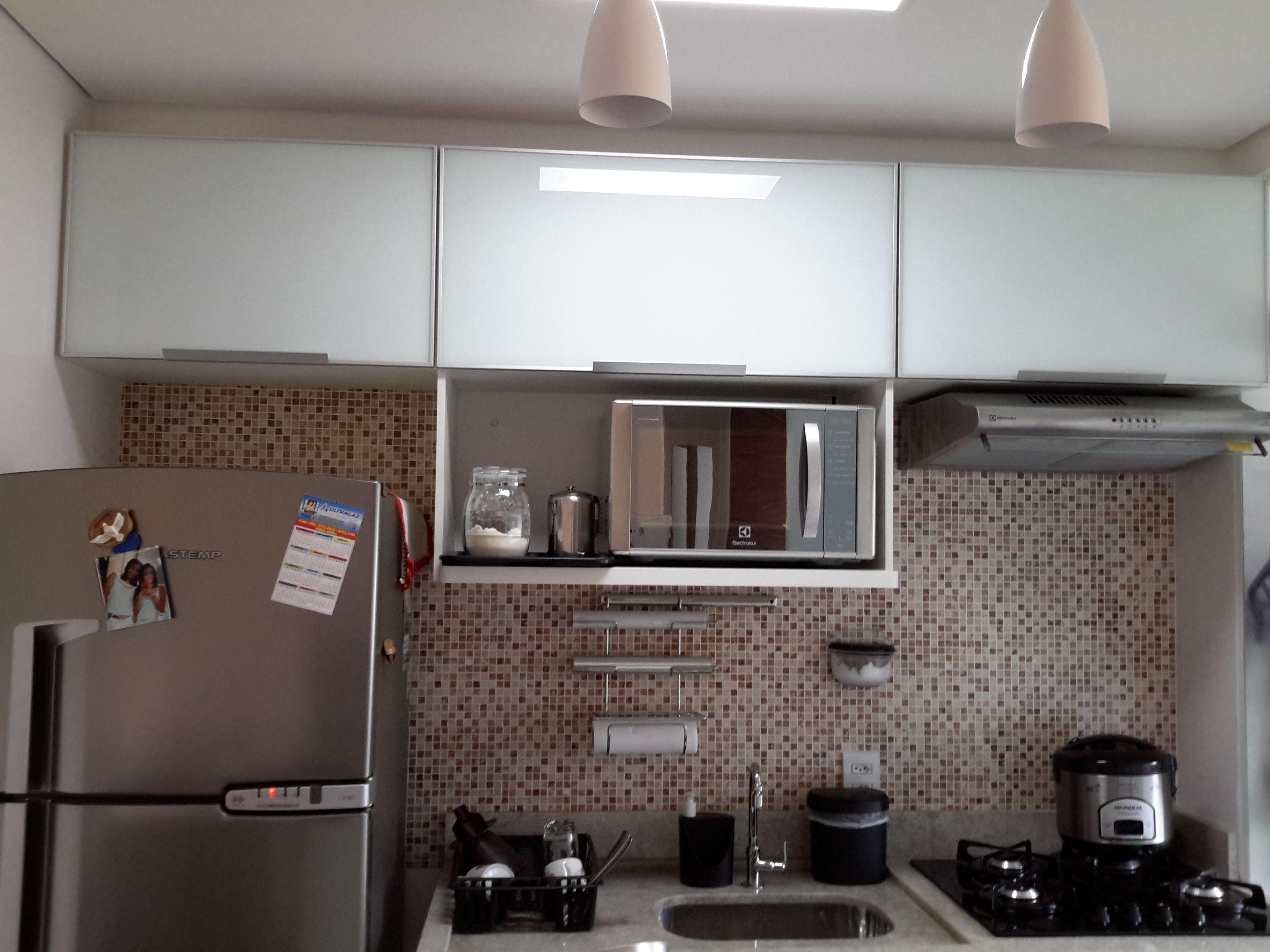 Cozinha Planejada Para Apartamento Inspire Barueri Cozinhaplanejada