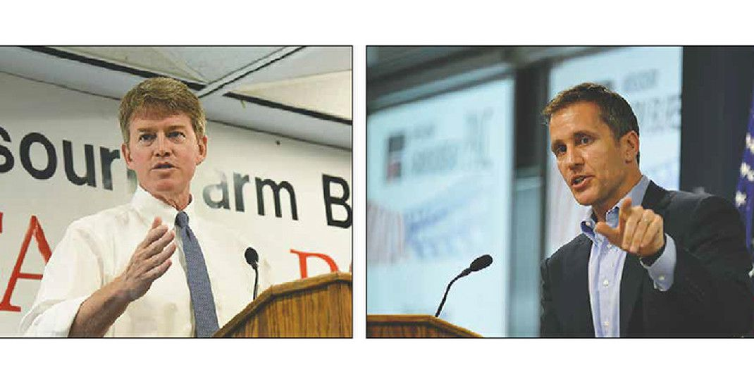 Koster, Greitens approach office of Mo. governor from different backgrounds | News Tribune