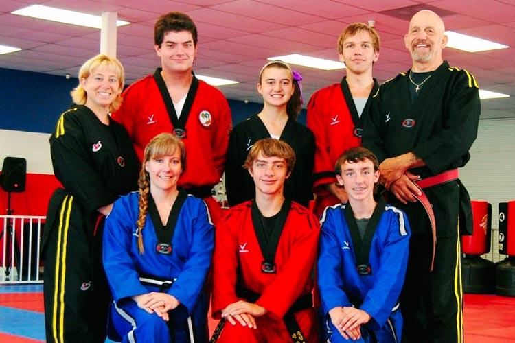 Family Taekwondo Plus Taekwondo, Taekwondo classes, Krav