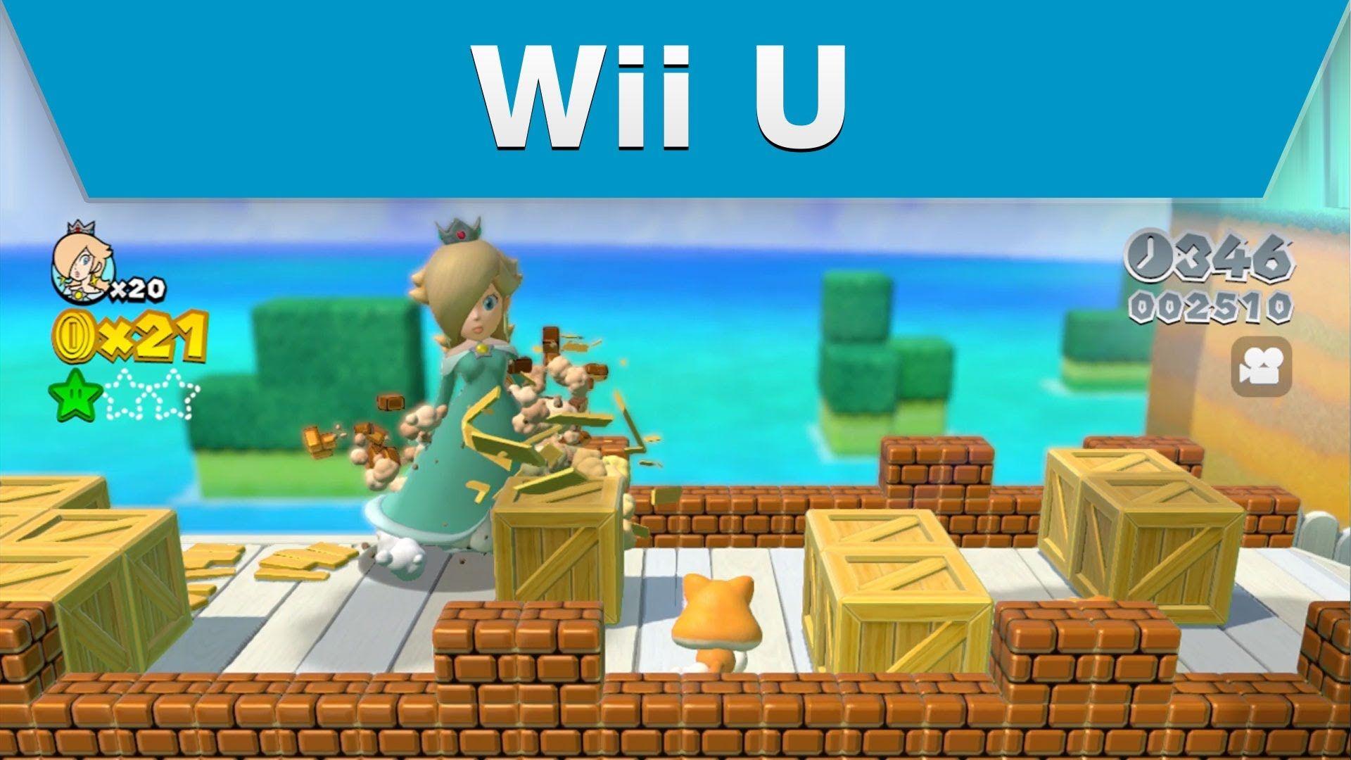 Wii U Super Mario 3d World 10 New Things In Super Mario 3d
