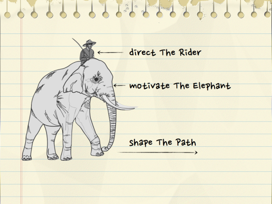Image result for RIDER AND ELEPHANT METAPHOR