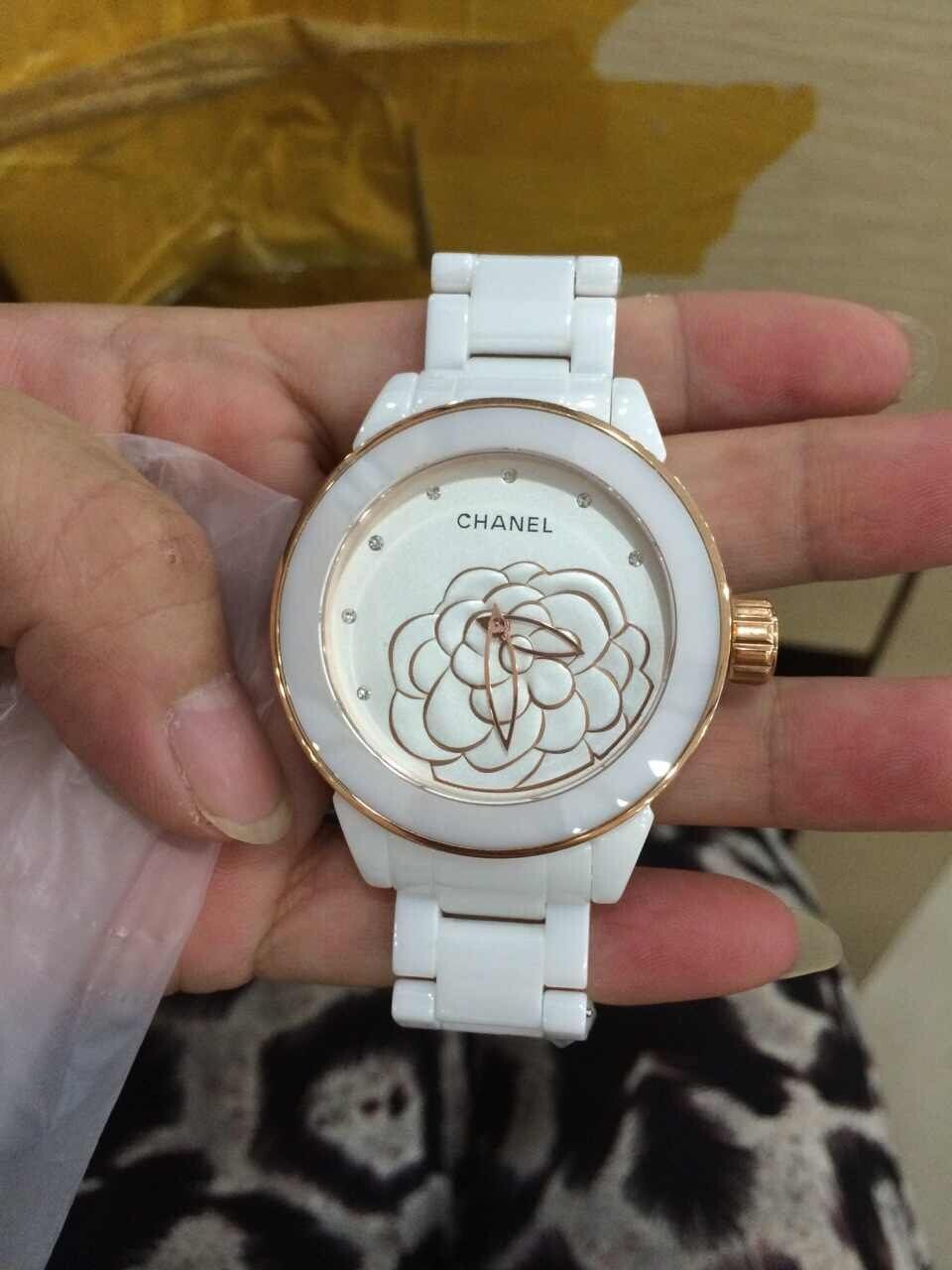 of large c mother grey version watch en crop premiere re ca dial steel default and chanel jewelry white watches cha pearl premi diamonds ne