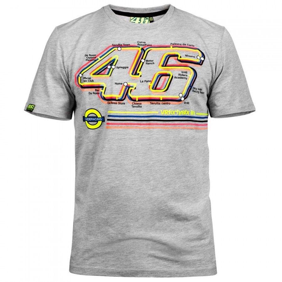 Yamaha Vr46 Heritage T Shirt Yamaha Heritage Line Apparel Valentino Rossi Valentino Rossi Yamaha Yamaha T Shirt
