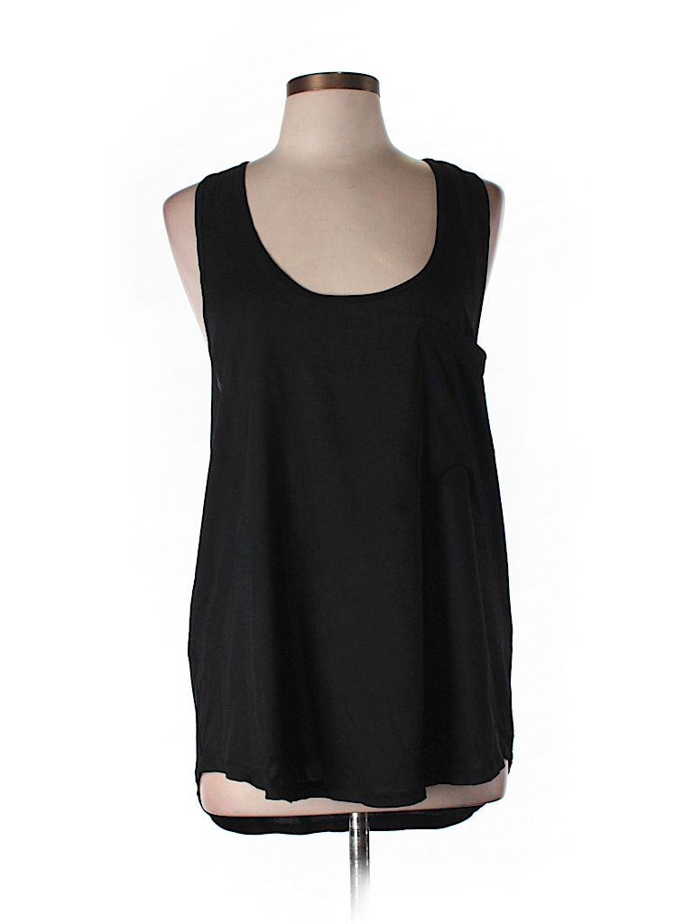 Check it out—Banana Republic Sleeveless Blouse for $24.99 at thredUP!
