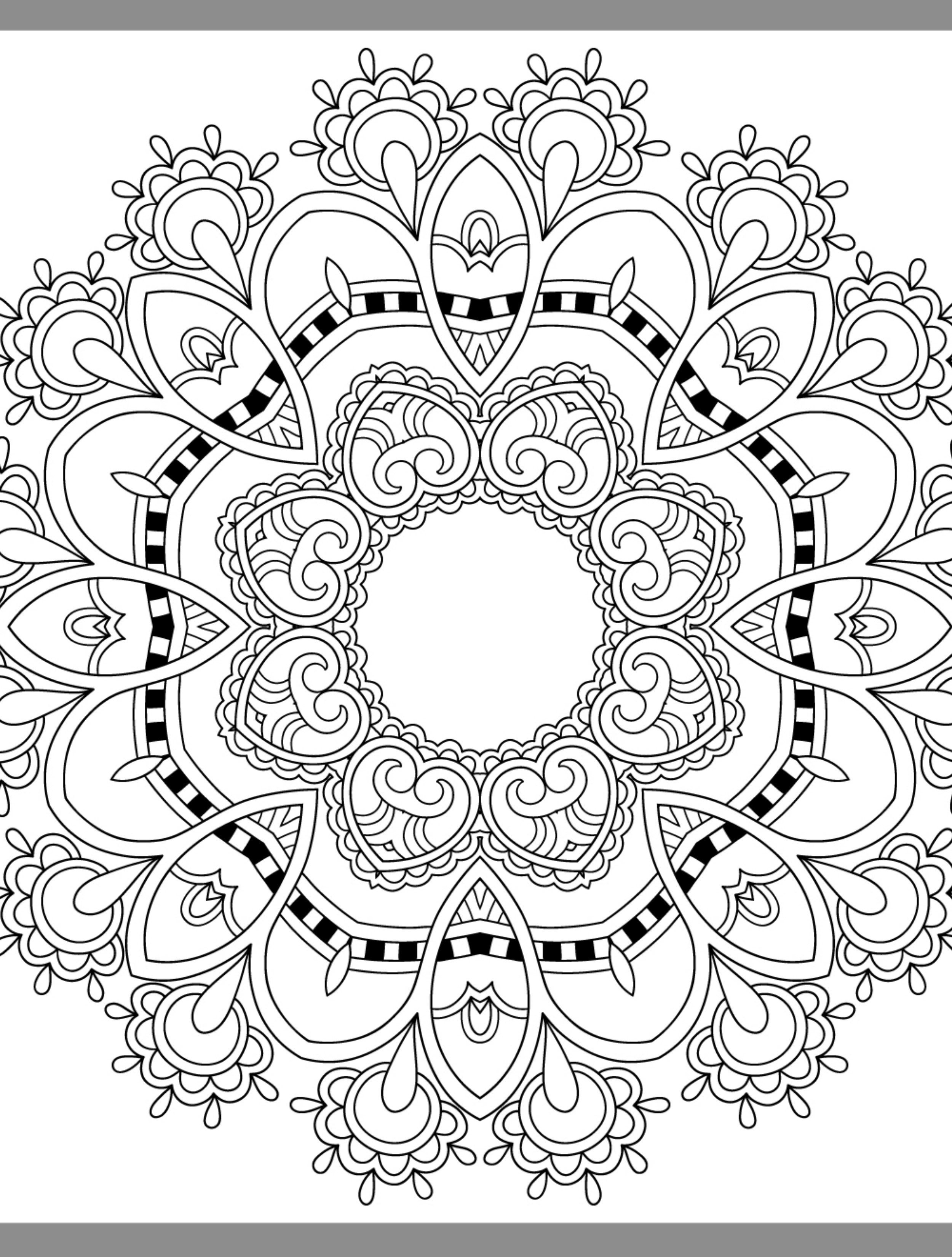 downloadable adult coloring pages for adults web | Colorama Pages ...