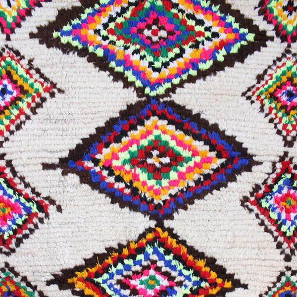 Azilal Rugs Moroccan Rugs Neon Colors Berber Carpet