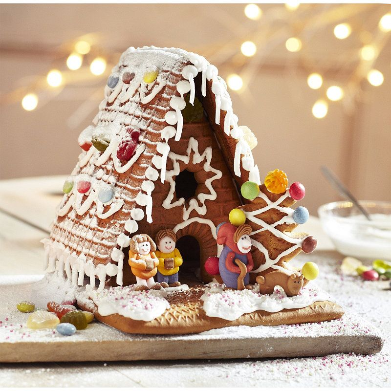 gingerbread house kit template  Gingerbread House Kit - make your own | Lakeland ...