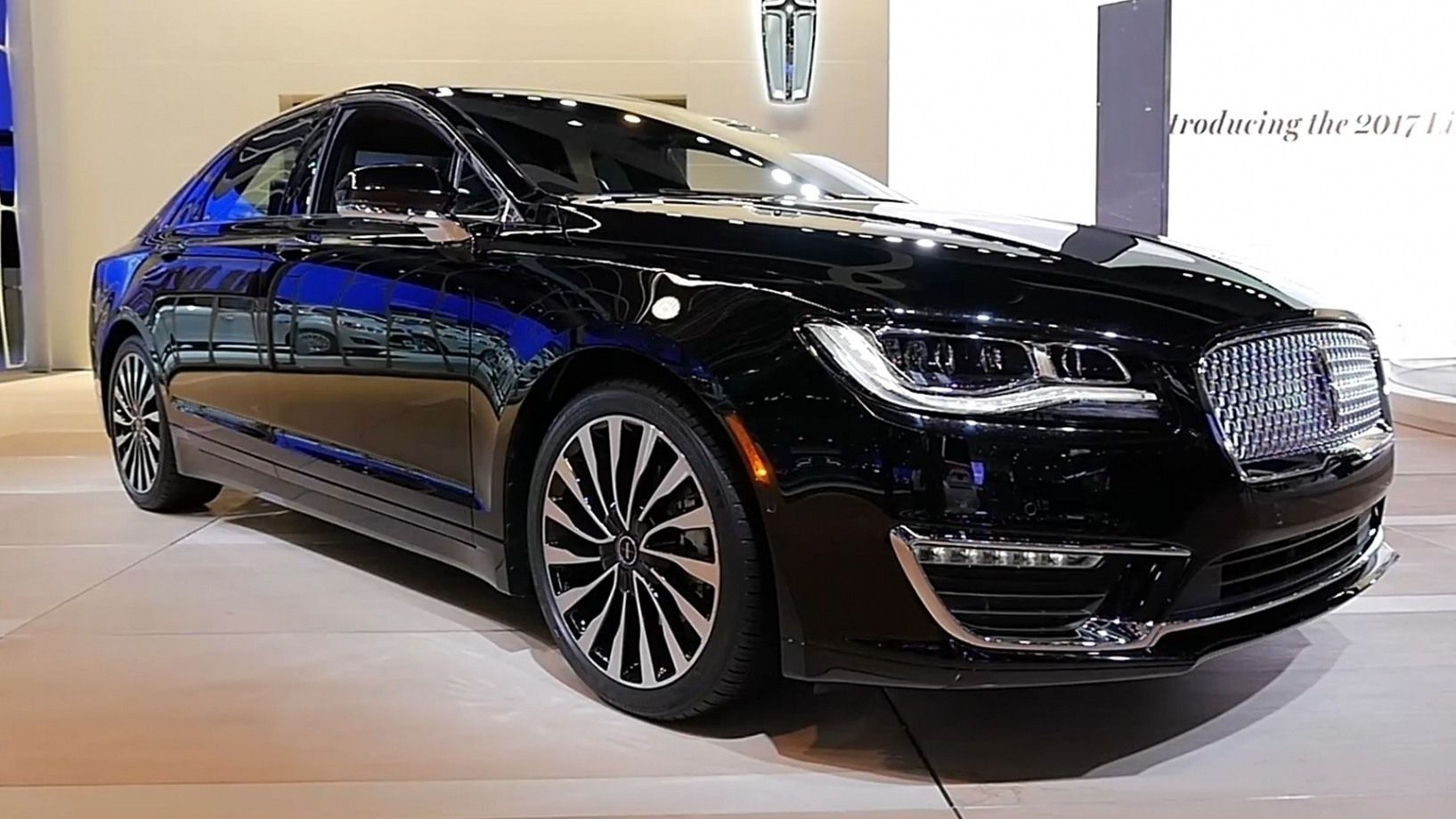 2019 Lincoln Mkx Black New Review Mkz