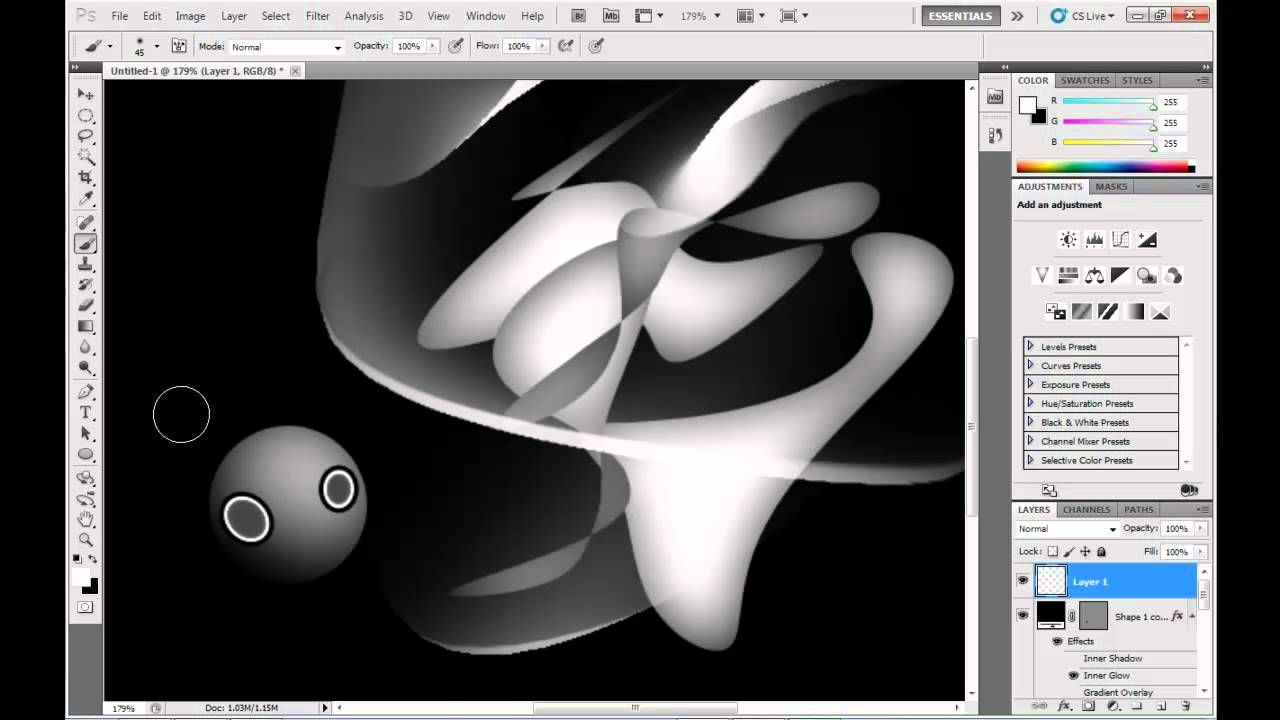 Photoshop tutorial artistic abstract with warp tool tutorials photoshop tutorial artistic abstract with warp tool baditri Choice Image