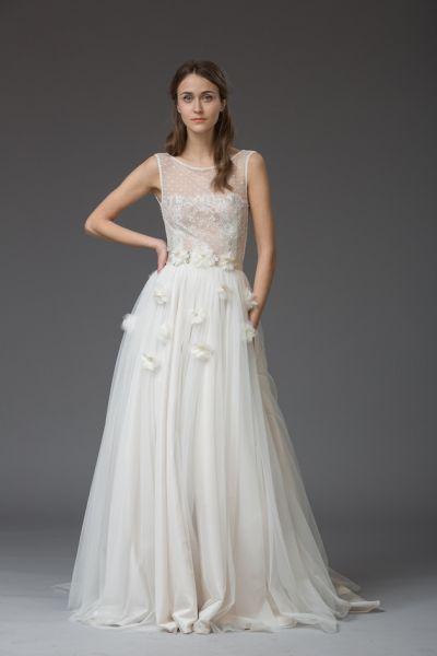 vestidos de novia vintage 2016: la colección de katya katya