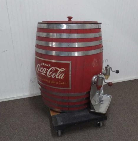 Pin On Collectors Auction Coca Cola Signs Machines