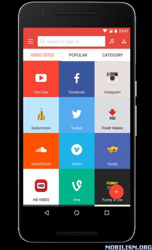 SnapTube – YouTube Downloader HD Video v4 13 0 8694 [Vip