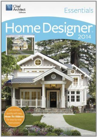 Chief Architect Home Designer Essentials 2014 Home Designer Essentials By Chief Architect Software Is Our Entry Level Diy Home So House Styles Traditional Exterior Craftsman Style Homes