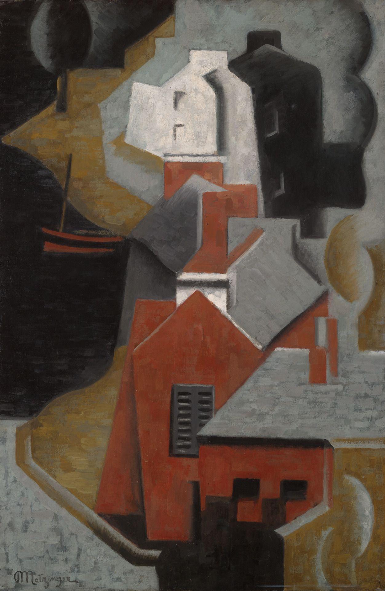 Jean Metzinger Cubism Art