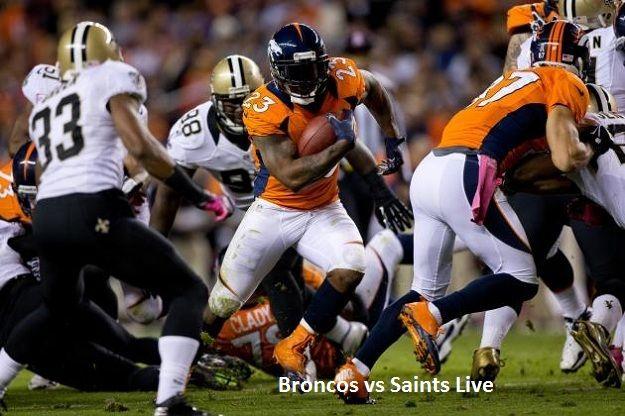 Broncos Vs Saints Live Jpg 625 416 College Football Picks