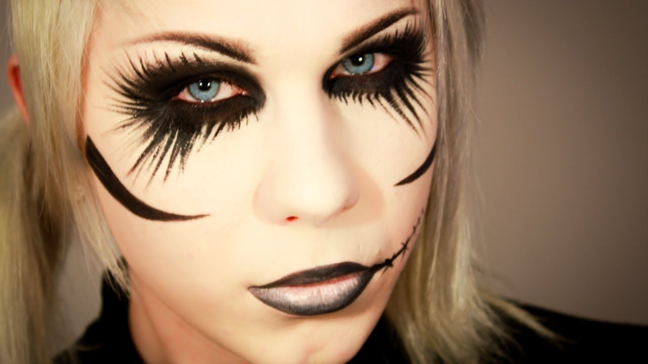 Black veil brides andy biersack sixx makeup tutorial make black veil brides andy biersack sixx makeup tutorial baditri Gallery
