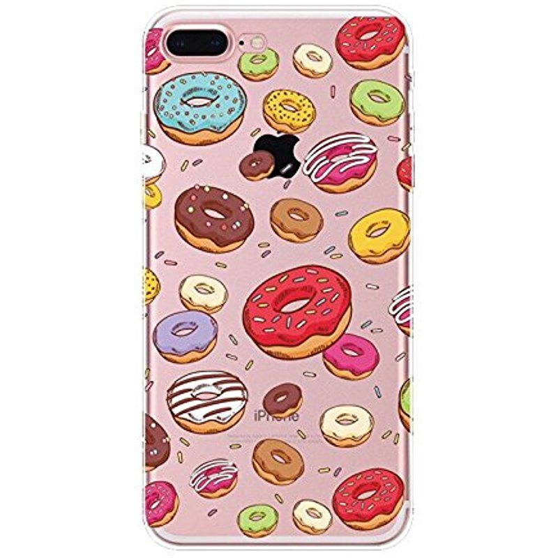 iphone 8 case clear food