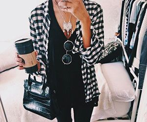 One of my favorite fall fashion staples is a plaid shirt. I could wear plaid shirts all year round, but honestly, they look the best in fall and winter. Plaid shirts, or flannel shirts as some peop...