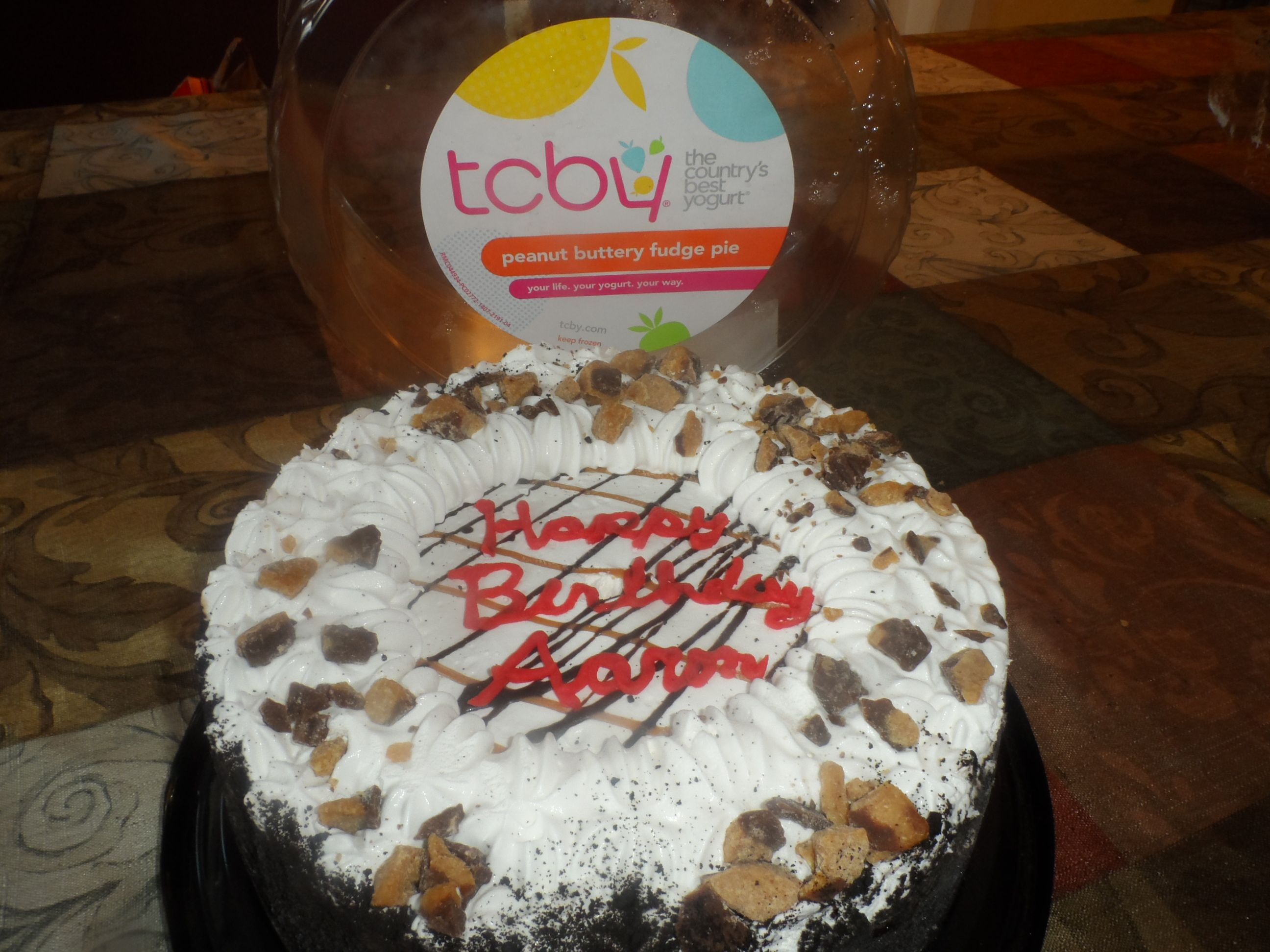 Tcby Cakes Extreme Birthday Series Ideas For Kids Tweens Teens