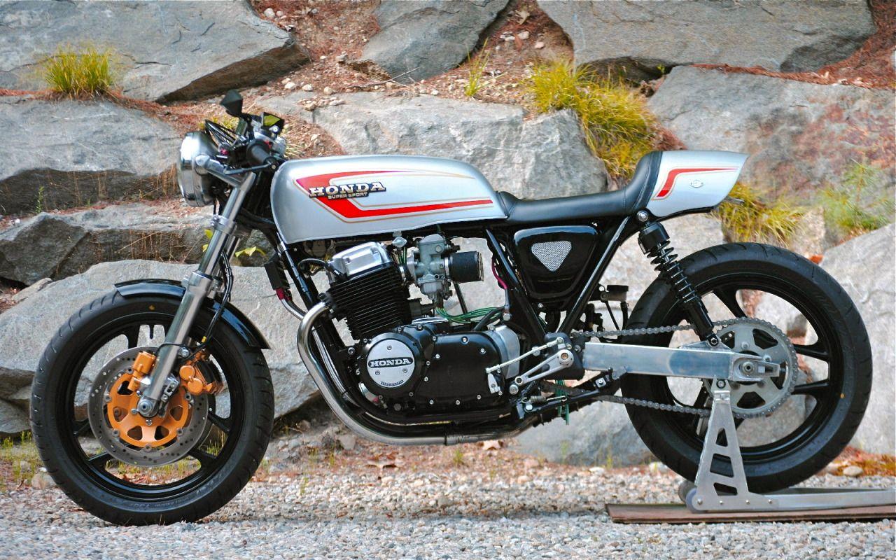 R Scrambler Caferacerpasion Honda CB750F Cafe Racer By Tom